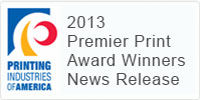 2013 Premier Print Award Winners - News Relese