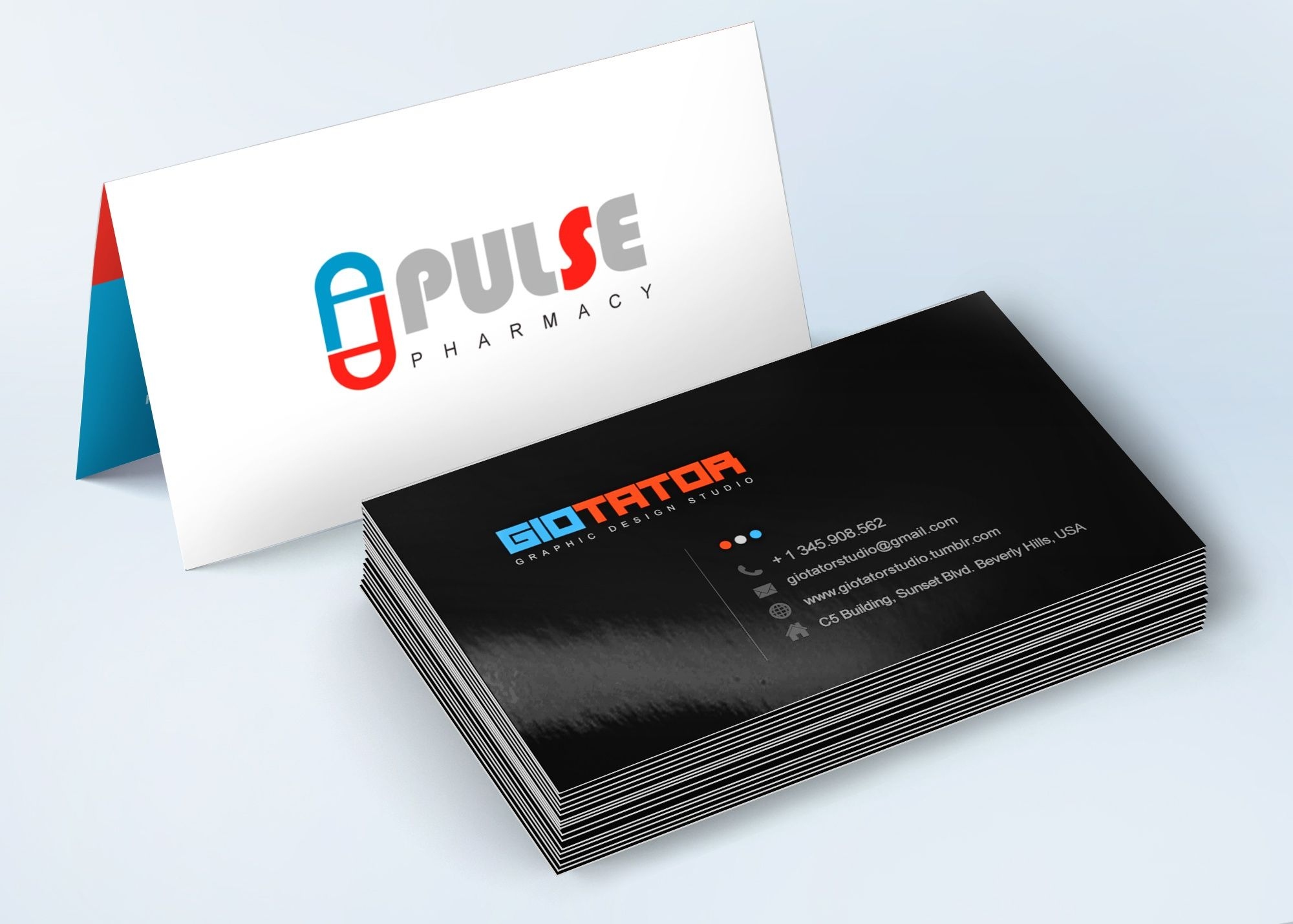 businesscards - Photo Business Cards