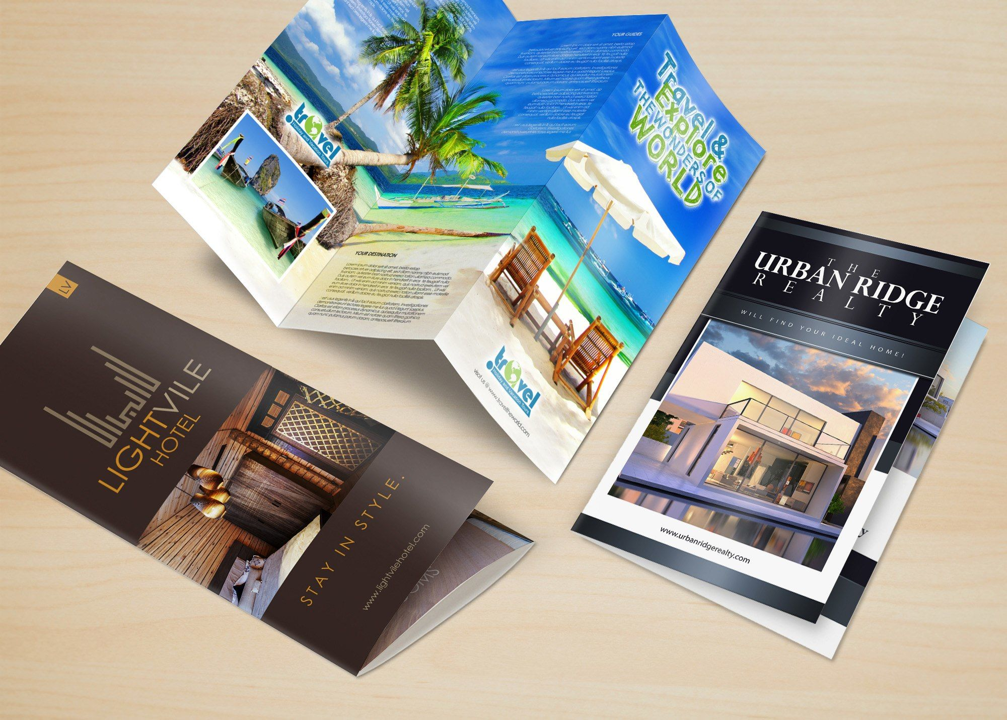 Image result for Brochure Printing
